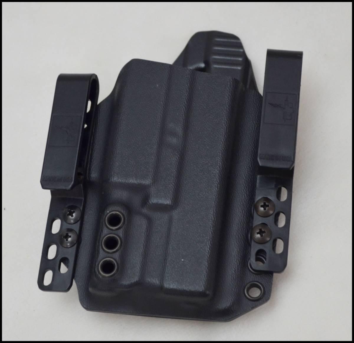 aff432b435a3 代購代標第一品牌- 樂淘letao - 未使用Bravo Concealment ホルスターGLOCK19用グロック19