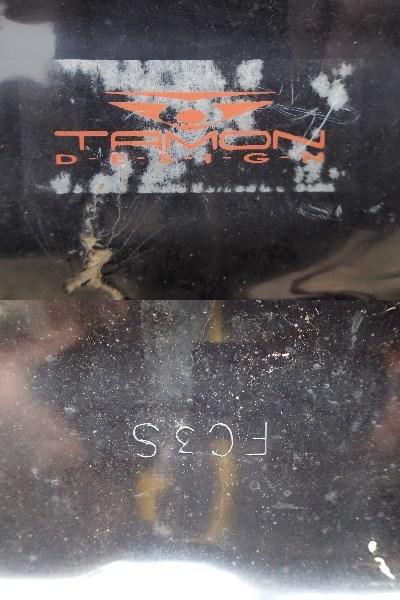 中古品】◆RX7◆FC3S◆社外・TAMON製◆エアロボンネット◆カーボン・FRP製◆ジャンク品◆①_画像9