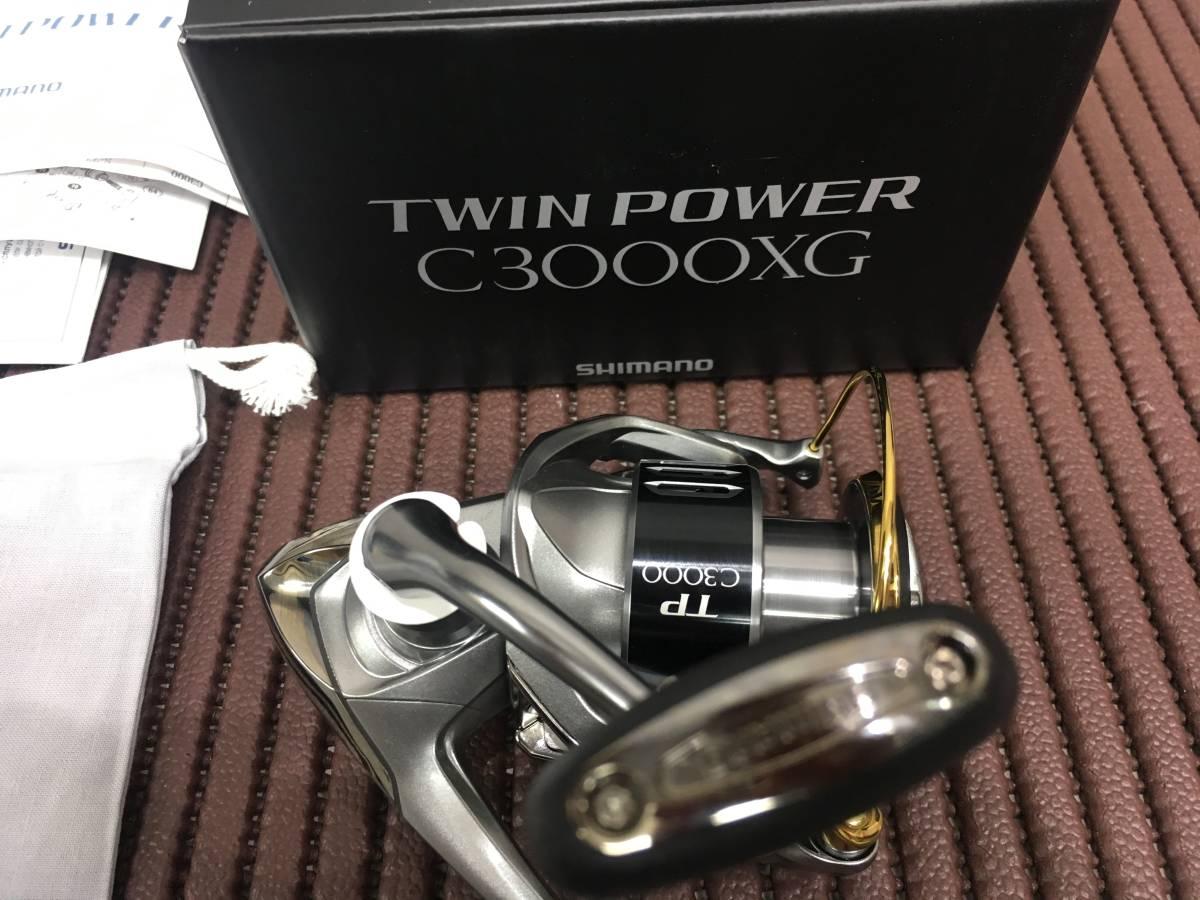■シマノ 15 ツインパワー TWIN POWER C 3000 XG C3000XG 新品■_画像2