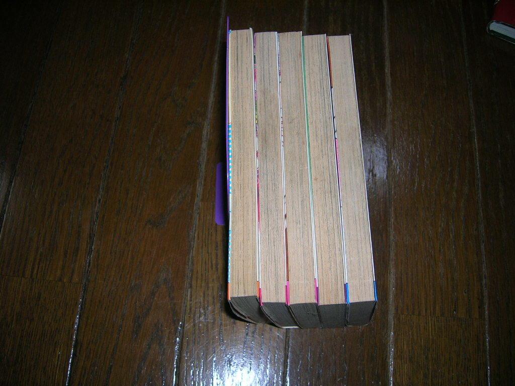 神奈幸子5冊 ガラスの橋 星のレクイエム 放課後一直線等_画像2