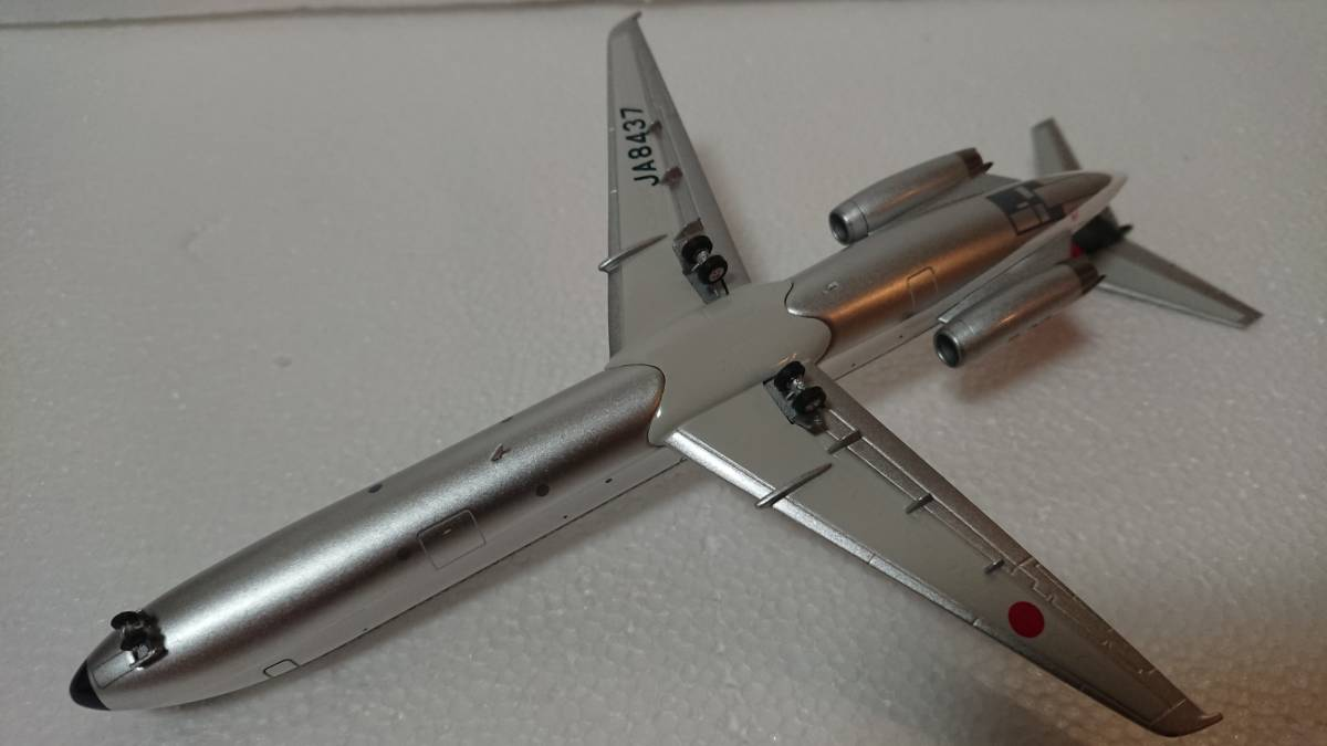 インフライト200系 1/200 JAS日本エアシステム DC9-41_画像3