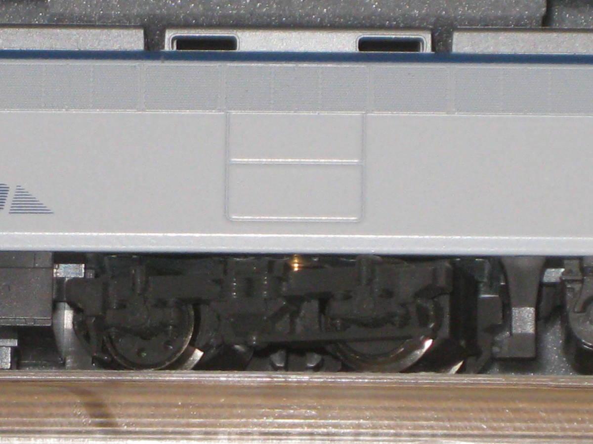 1) Nゲージ カトー 3018 EF200 電気機関車 シングルアームパンタ 動作確認済。美品。_画像8