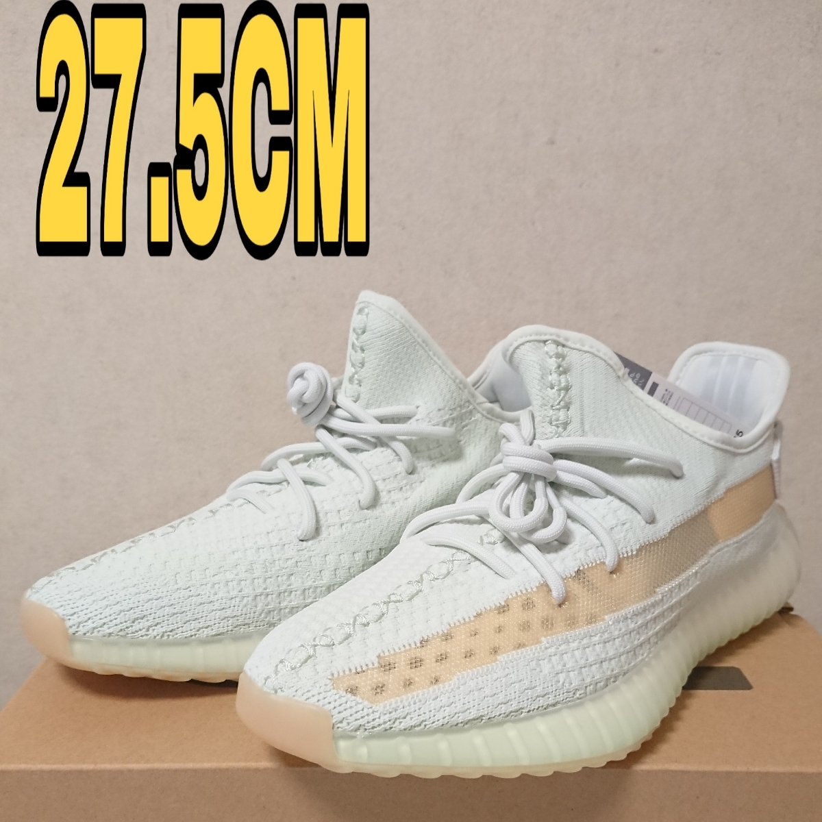 livraison gratuite e92b1 585e4 Adidas Easy boost 350V2 7 hyper Space : Real Yahoo auction ...