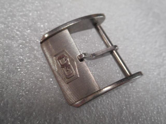 希少 グランドクォーツ 純正 尾錠 尾錠幅15mm