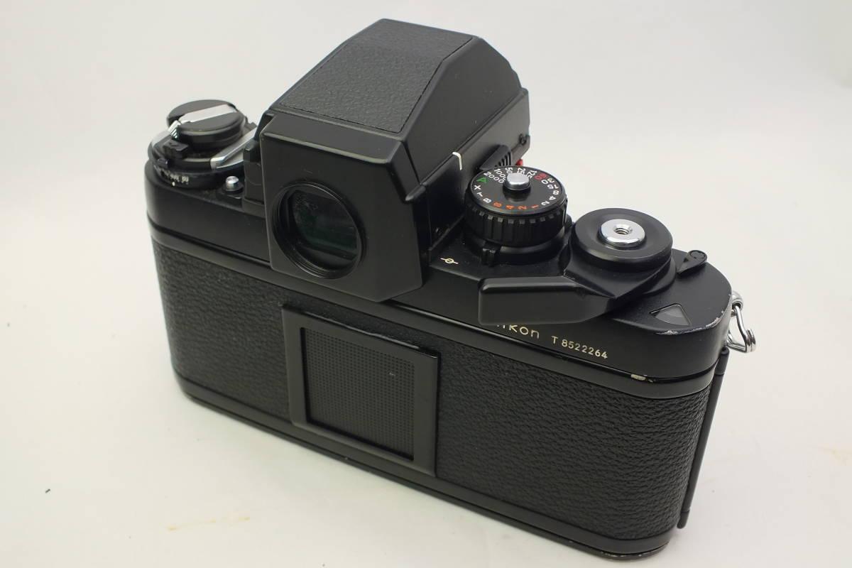 【USED】Nikon F3/T ブラック【チタン】_画像2