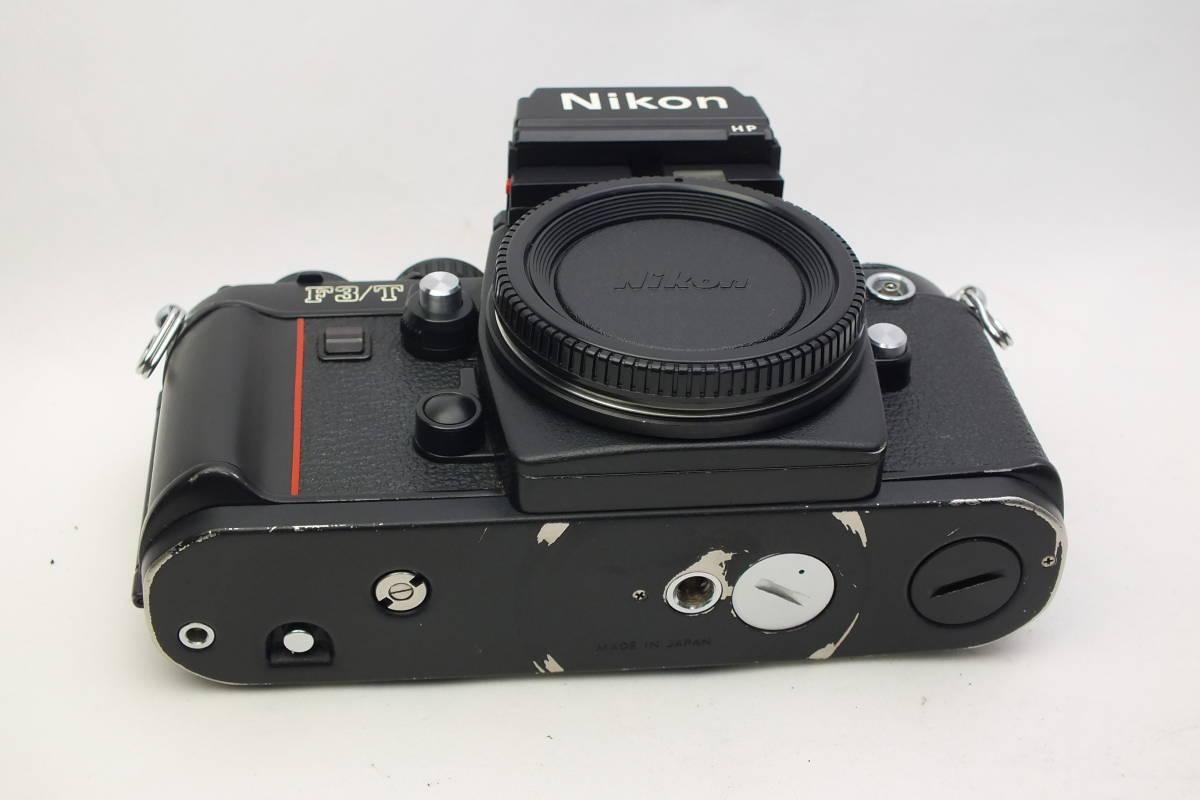 【USED】Nikon F3/T ブラック【チタン】_画像3