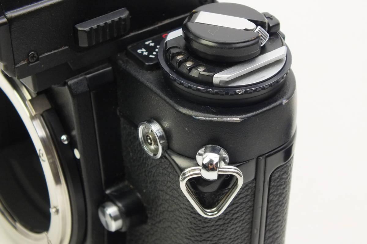 【USED】Nikon F3/T ブラック【チタン】_画像6