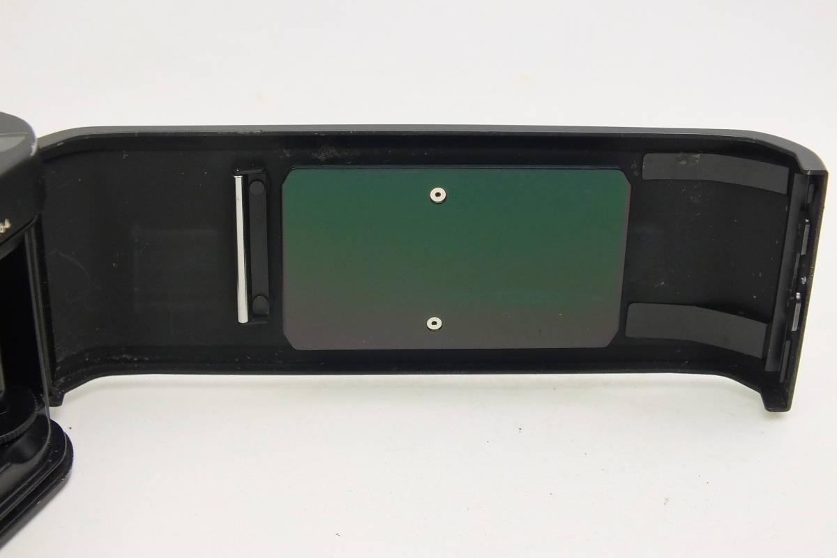 【USED】Nikon F3/T ブラック【チタン】_画像9