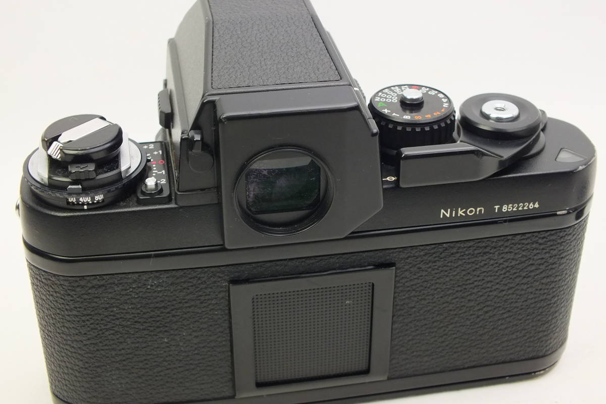 【USED】Nikon F3/T ブラック【チタン】_画像7