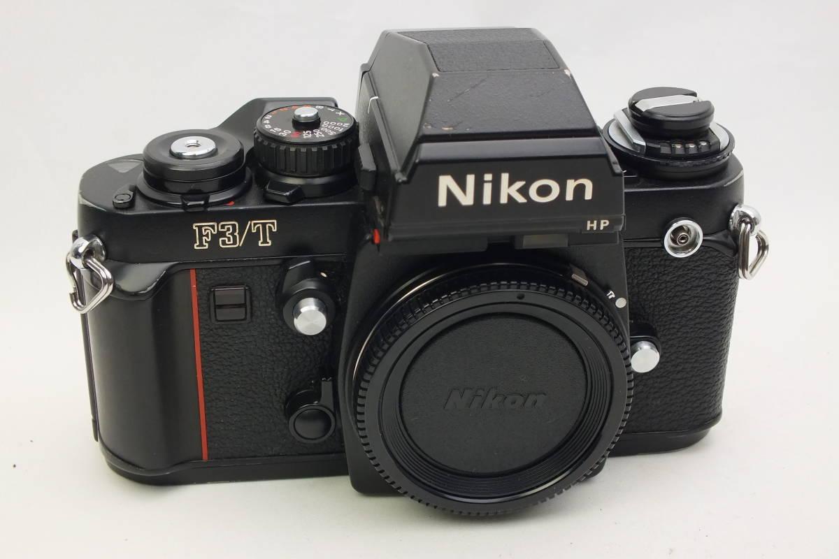 【USED】Nikon F3/T ブラック【チタン】_画像10