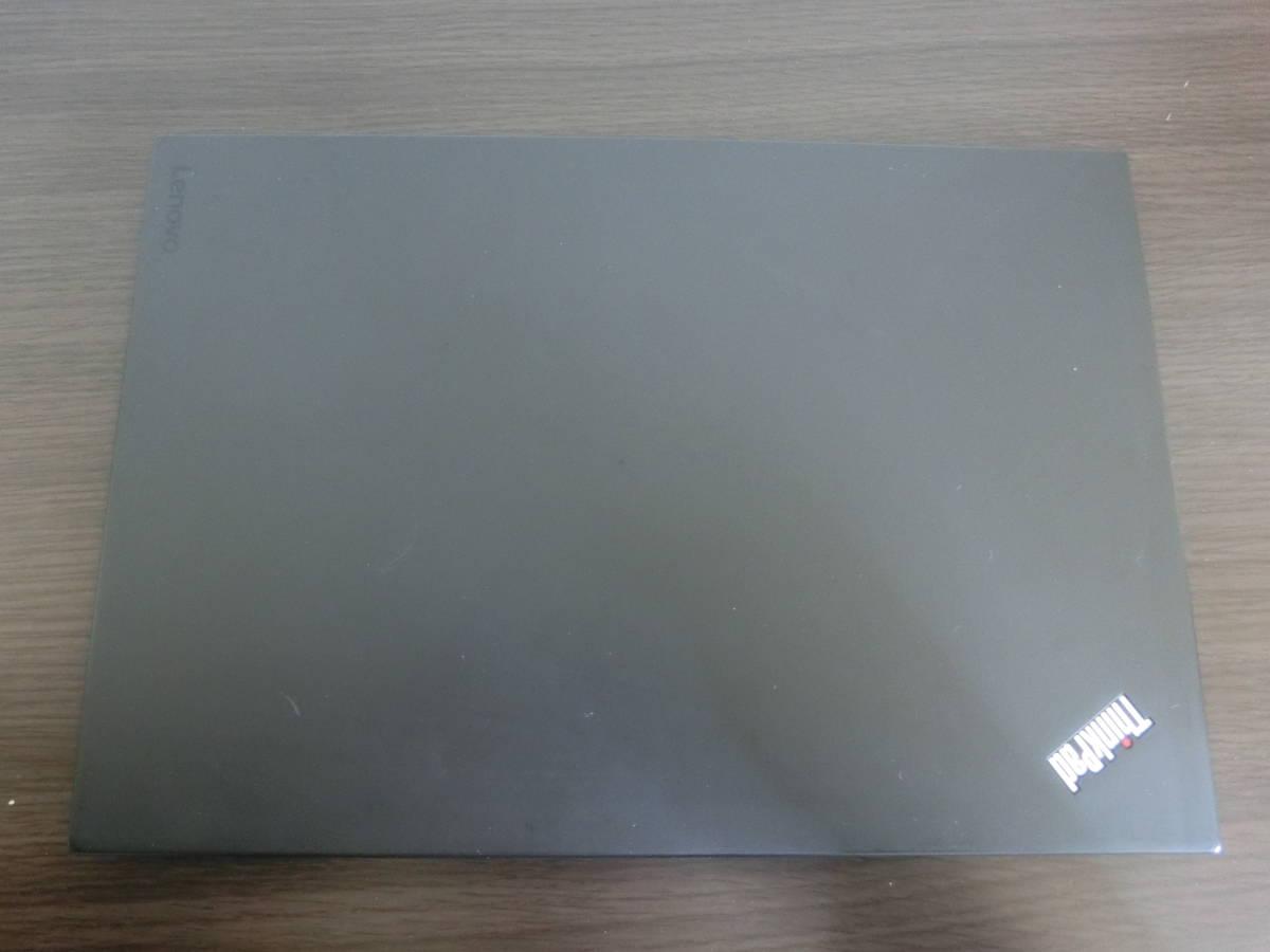 Lenovo ThinkPad X1 Carbon Core i7 6600U 16GB フルHD Windows10 メーカー保証あり ワケアリ品_画像3