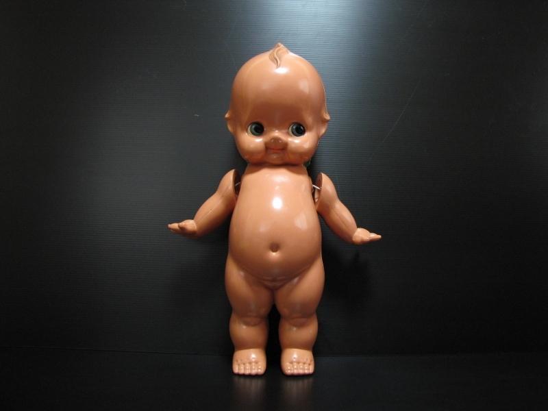 1950~60年代 当時物 特大 セルロイド キューピー 30万円で購入 約60㎝ 良い状態 オリエンタルトーイ 昭和レトロ ビンテージ玩具拍卖