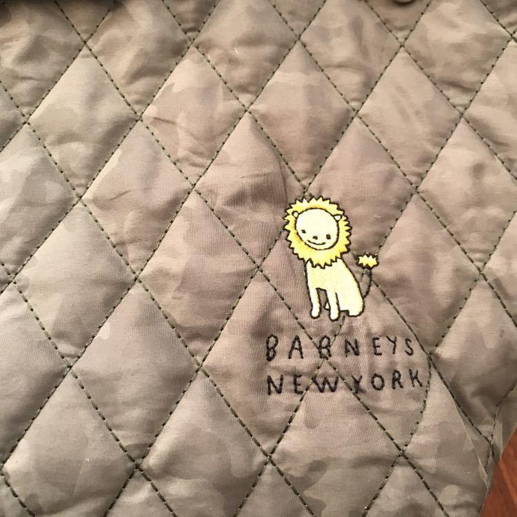 バーニーズ ニューヨーク マザーズバッグ カーキ_画像4