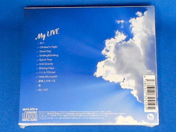 沼倉愛美/My LIVE★初回限定盤B(CD+写真集)★未開封新品★_画像2