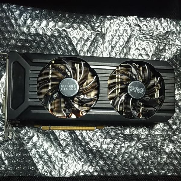 NVIDIA Geforce gtx1070 ジャンク品 動作未確認