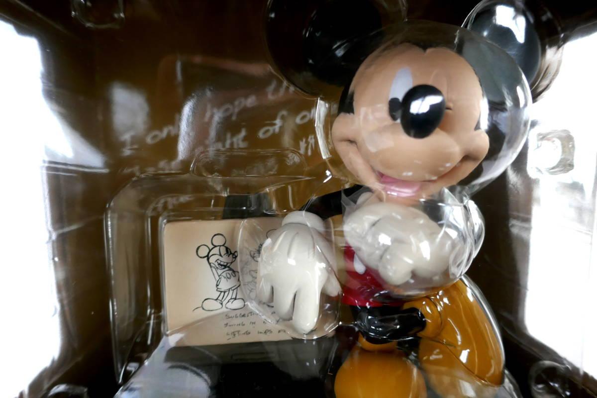 一番くじ ウォルト・ディズニー110th アニバーサリー A賞 ミッキーマウス インスピレーショナルフィギュア_画像2