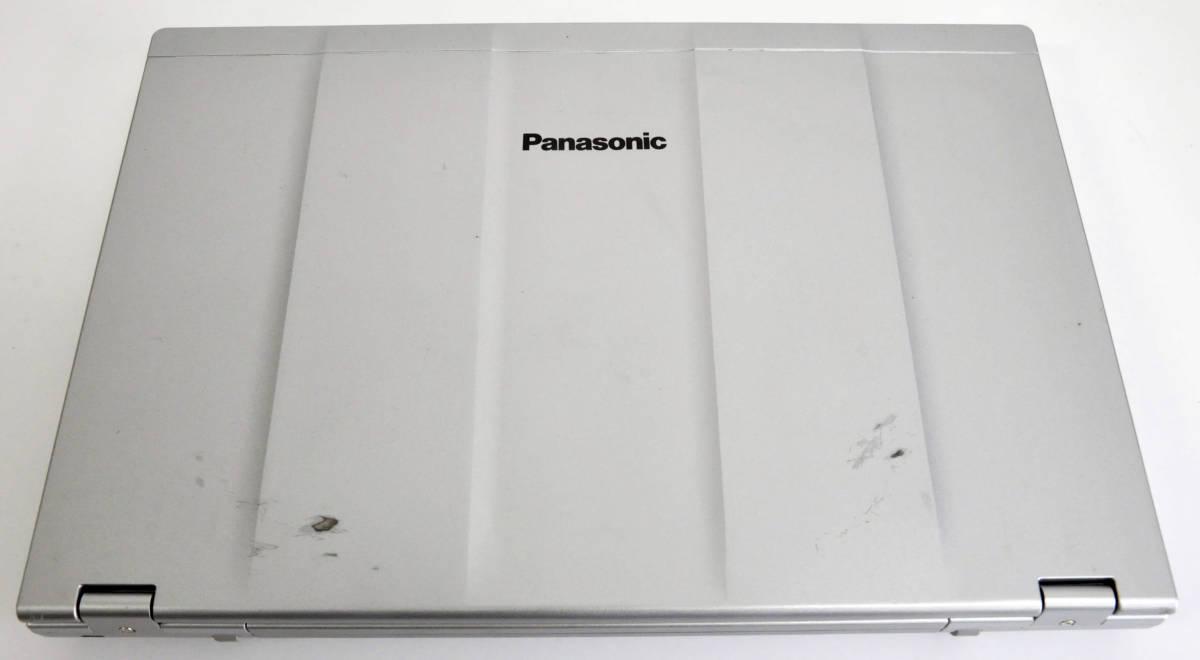 ★ WIN10済 Panasonic CF-LX3 Corei5-4310U 2.0Hz / メモリ4GB / HDD 250GB / マルチ / 無線 / Win10Pro64_画像4