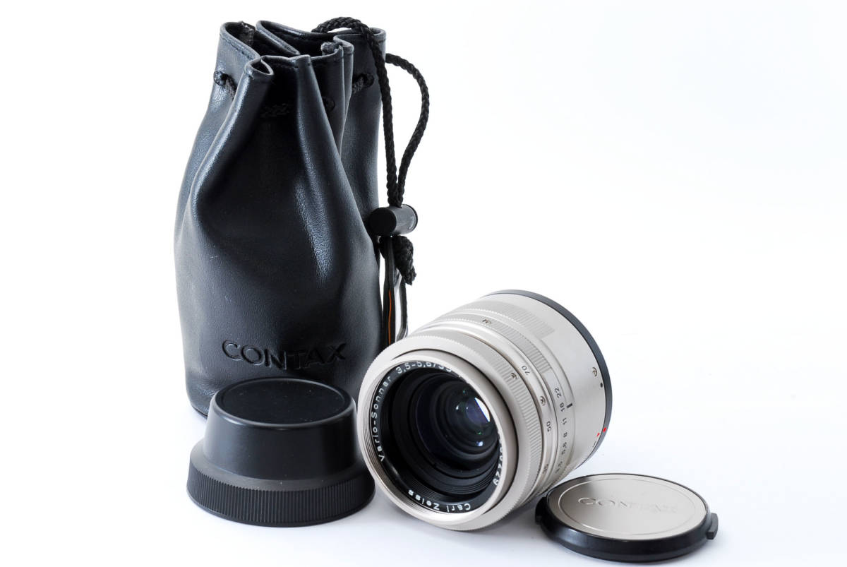 ★超超美品★ コンタックス CONTAX Carl Zeiss Vario-Sonnar T* 35-70mm F3.5-5.6★ワンオーナー #5533_画像1