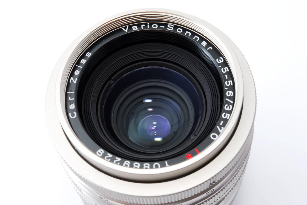 ★超超美品★ コンタックス CONTAX Carl Zeiss Vario-Sonnar T* 35-70mm F3.5-5.6★ワンオーナー #5533_画像10