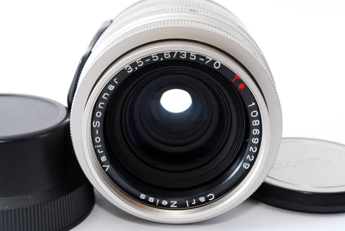 ★超超美品★ コンタックス CONTAX Carl Zeiss Vario-Sonnar T* 35-70mm F3.5-5.6★ワンオーナー #5533_画像3