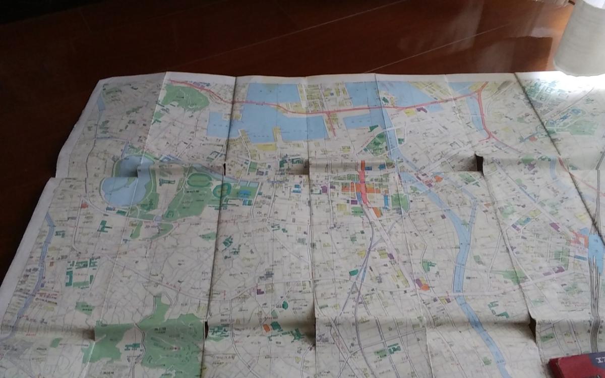 エリアマップ 都市地図 福岡市 昭文社 ビジネスマップ 1993 5月発行_画像4