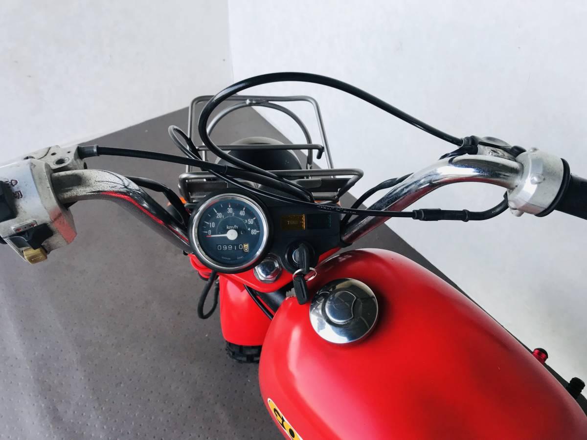 ホンダ ゴリラ Z50J カスタム 6V _画像2