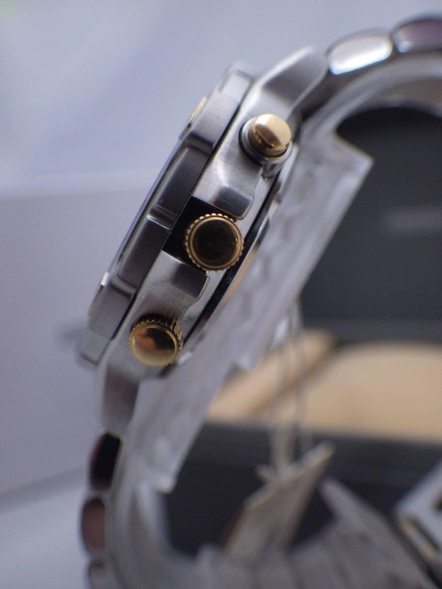 未使用 デッドストック SEIKO スピードマスター SBBP005 電池交換済み 定4.5万 7Tクロノ_画像5