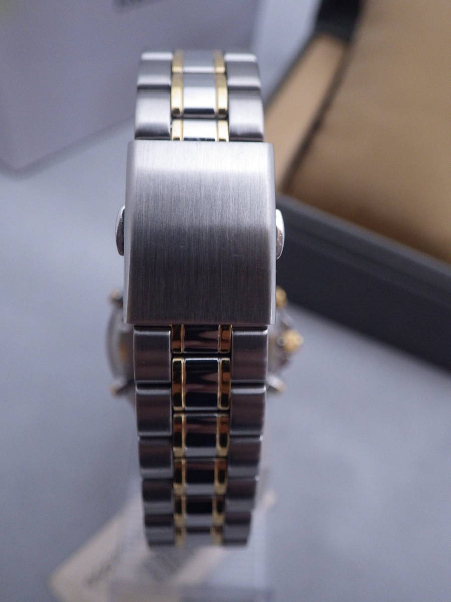 未使用 デッドストック SEIKO スピードマスター SBBP005 電池交換済み 定4.5万 7Tクロノ_画像6