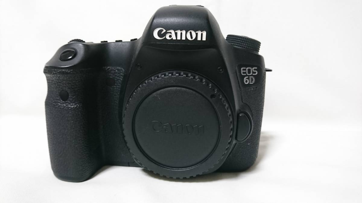 1円スタート!お買い得品!Canon EOS 6D EF 24-105mm F4 L IS USMレンズキット_画像3