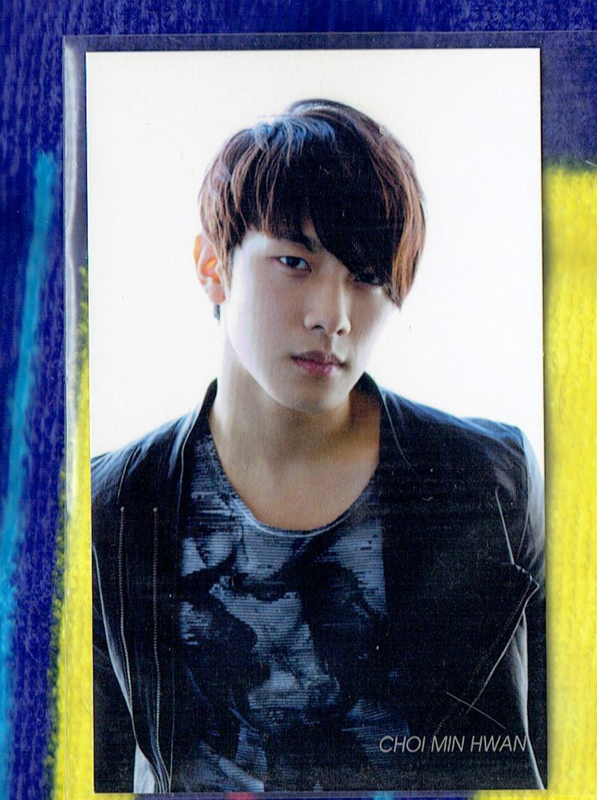 ◆ FTISLAND 【 So today... 】 日本盤 トレカのみ ミナン ミンファン ◆ ランダム フォトカード K-POP 韓国_画像1