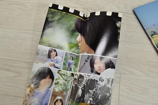 中古■当時物 小冊子付 映画パンフレット 野生の証明 高倉健 薬師丸ひろ子_画像6