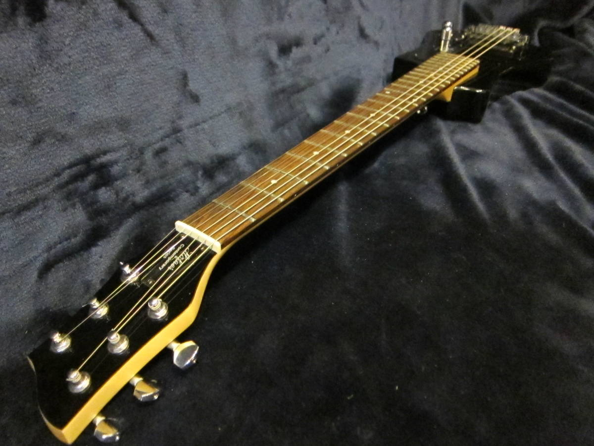 即決☆Hofner Shorty Travel Guitars☆24Fミディアムスケールのミニギター♪_画像6