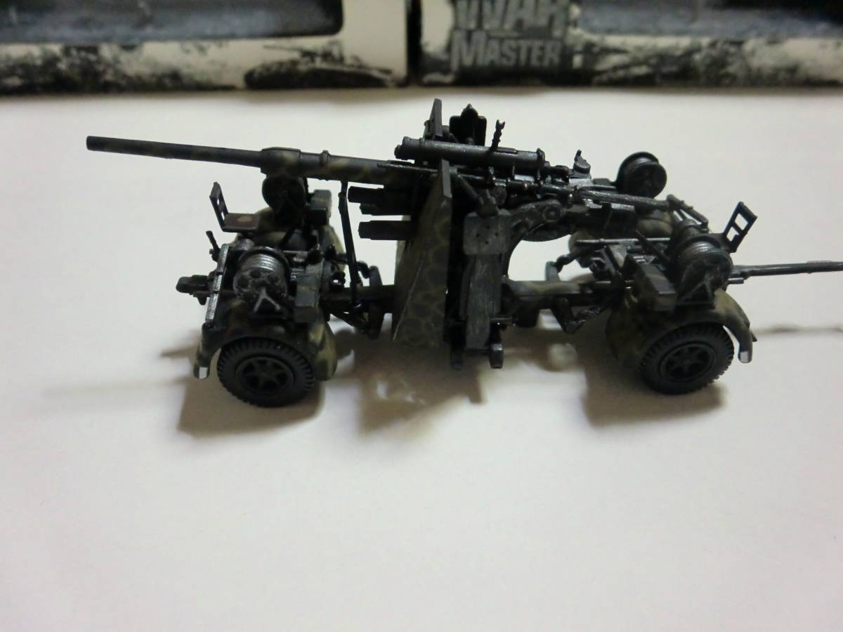 WARMASTER 1/72  8.8cm FLAK37、九七式中戦車(新砲塔)...他 計3両 開封済み_画像2
