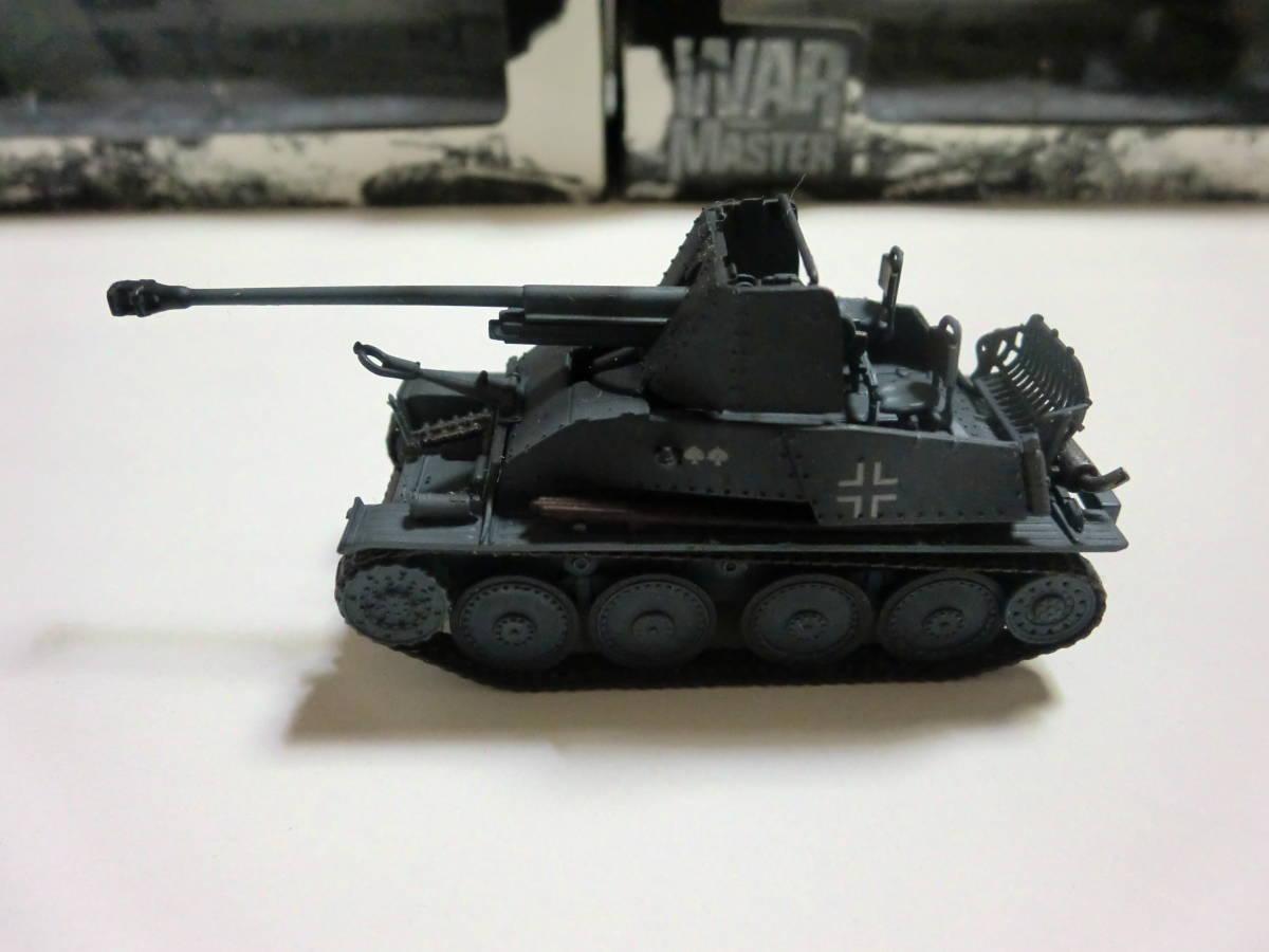 WARMASTER 1/72  8.8cm FLAK37、九七式中戦車(新砲塔)...他 計3両 開封済み_画像4