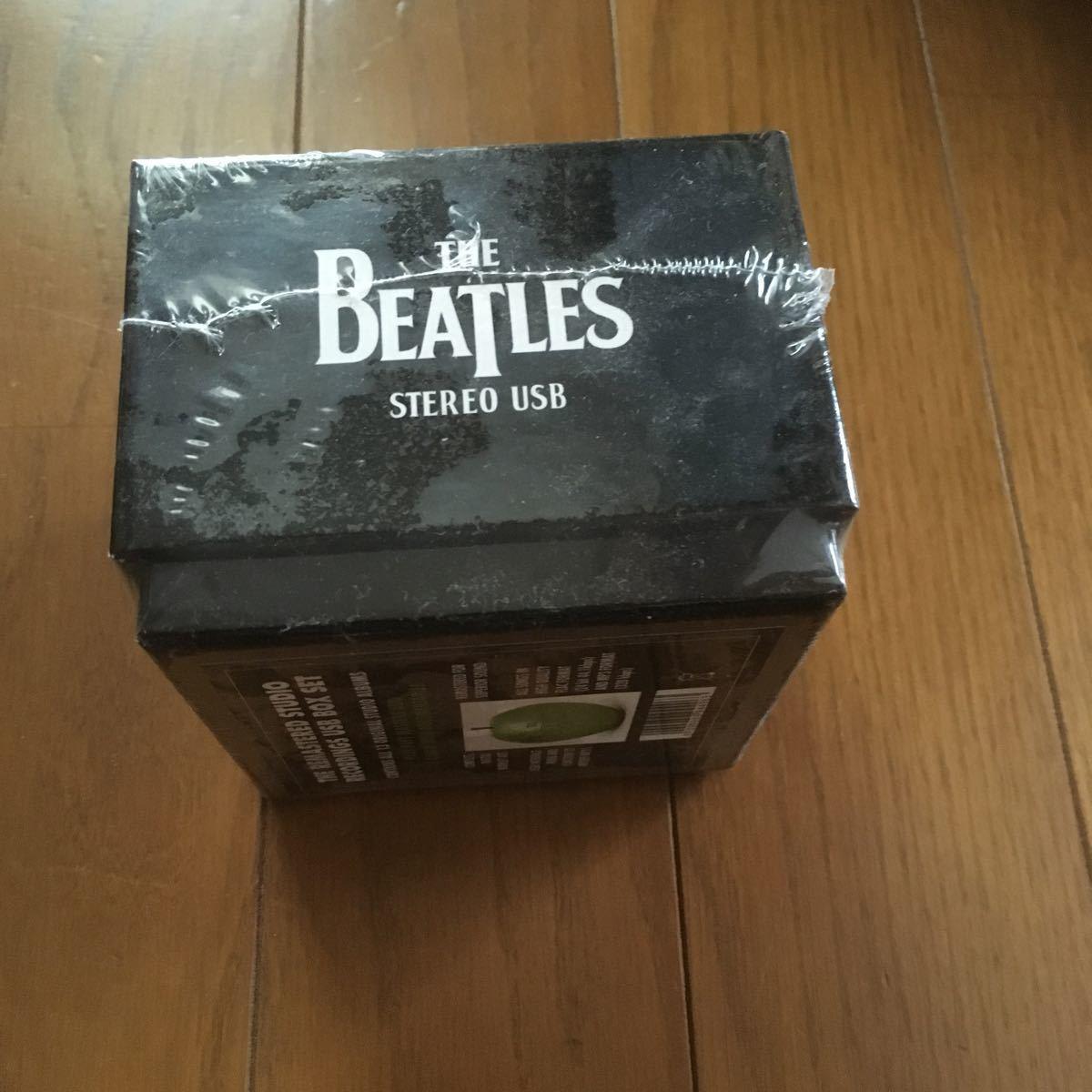 新品未開封【ザ・ビートルズ】 The Beatles [USB] Limited Edition_画像5