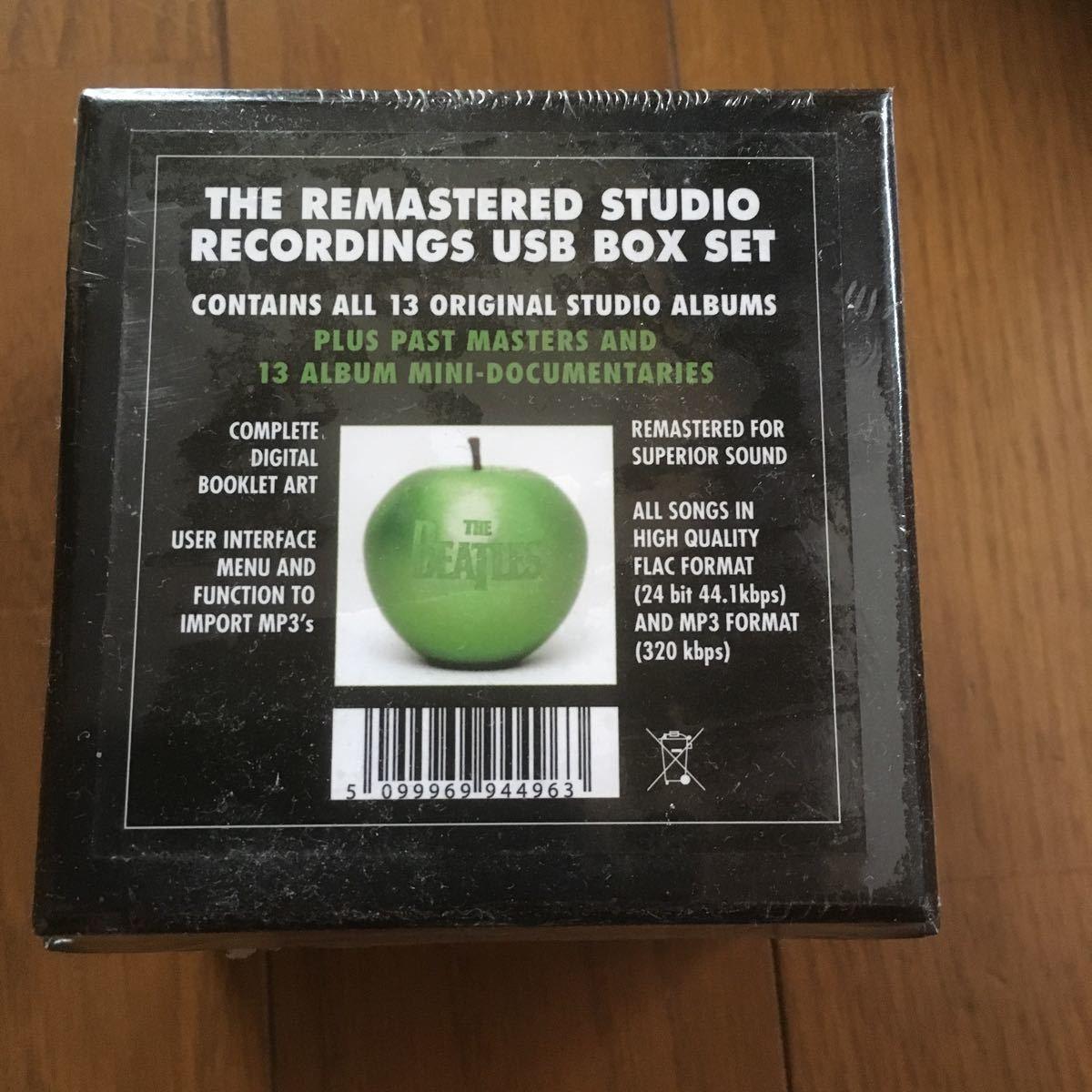 新品未開封【ザ・ビートルズ】 The Beatles [USB] Limited Edition_画像6