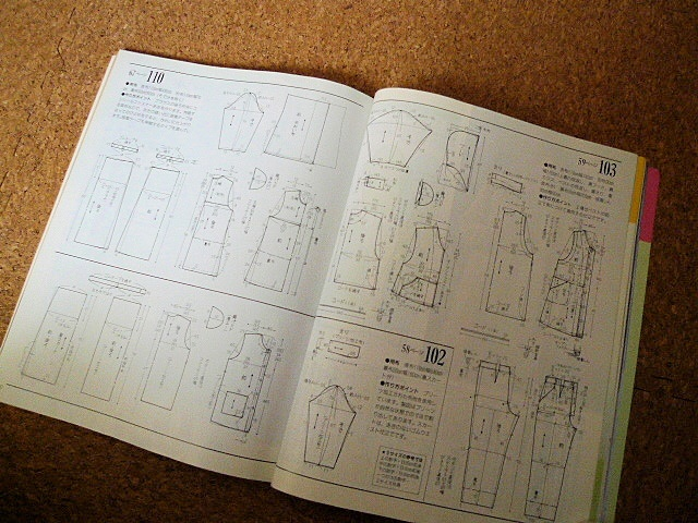 別冊ウーマンブティック L&LLサイズミセスの服 '98春 春のセットアップスーツ オーバーブラウスの実物大型紙つき 講談社_画像7