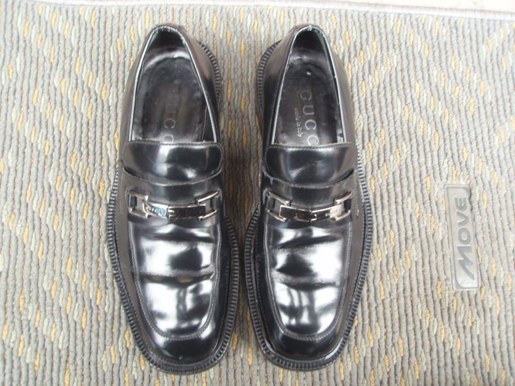 f6fd17dc73cb GUCCI グッチ メンズ ビジネスシューズ 5.5サイズ 24.5cm? メンズシューズ 靴