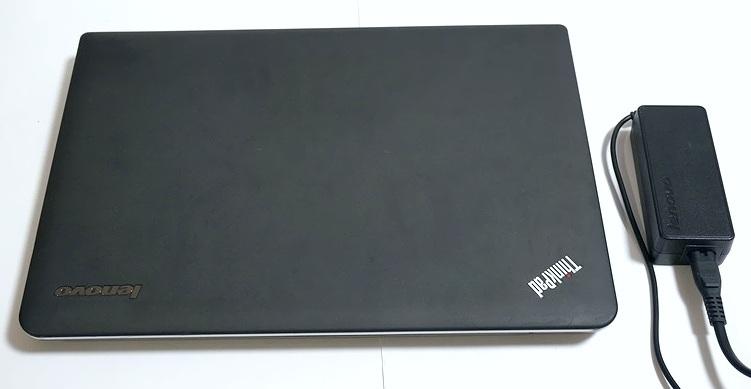 静音14インチ Win10/Core i3/ 4GB/ 500GB/DVDマルチ Lenovo ThinkPad E440 ノートPC_画像2
