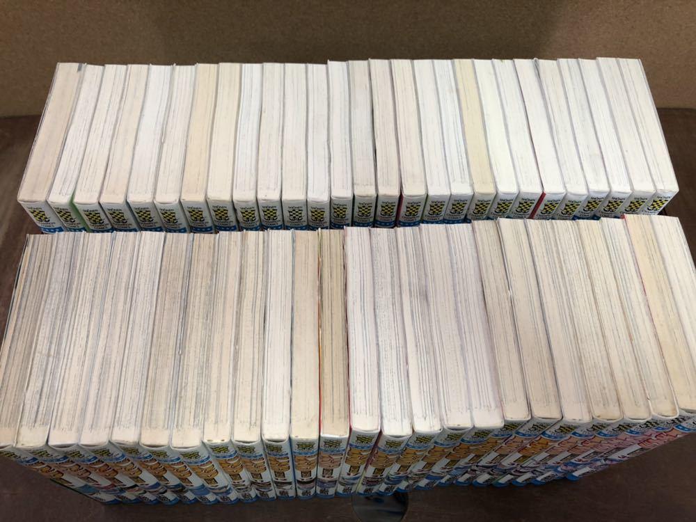 《最落なし》古本 ドカベン シリーズ 52冊のセット 人気コミック 漫画 1円出品 B033001_画像2