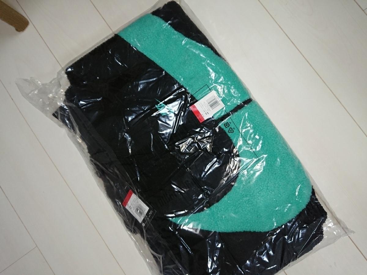 XXL NIKE BoA jacket ジェイド jade BIG SWOOSH ビッグスウッシュ AS M NSW VW SWSH FULL ZIP JKT ハイパージェイド atmos アトモス 緑_画像5