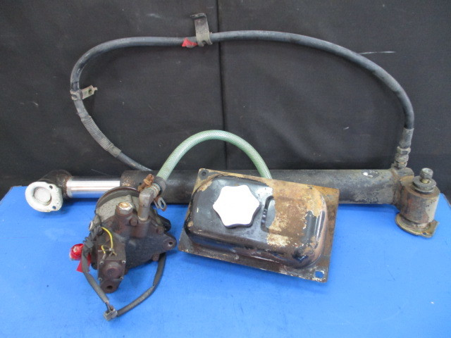 H3年 ハイゼット ダンプ S83P ダンプシリンダー テストOK_画像1