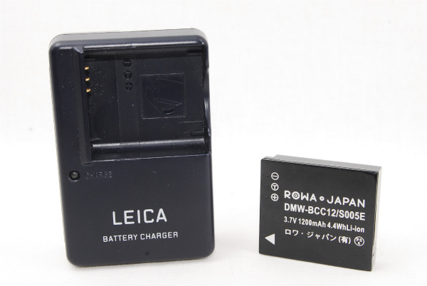 ★良品★LEICA ライカ D-LUX4 人気のコンパクトデジタルカメラ 純正カメラケース付き♪_画像8