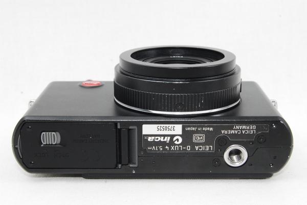 ★良品★LEICA ライカ D-LUX4 人気のコンパクトデジタルカメラ 純正カメラケース付き♪_画像6