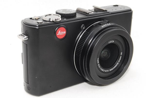 ★良品★LEICA ライカ D-LUX4 人気のコンパクトデジタルカメラ 純正カメラケース付き♪_画像3