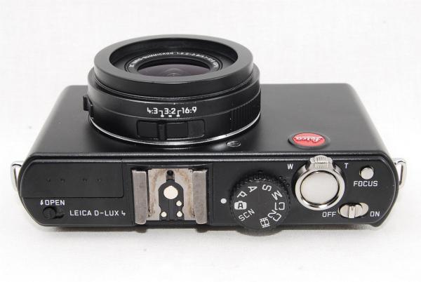 ★良品★LEICA ライカ D-LUX4 人気のコンパクトデジタルカメラ 純正カメラケース付き♪_画像4