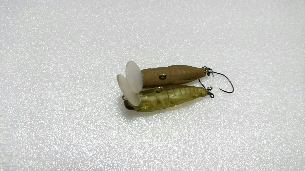 管釣り トラウト グラスホッパー_画像4