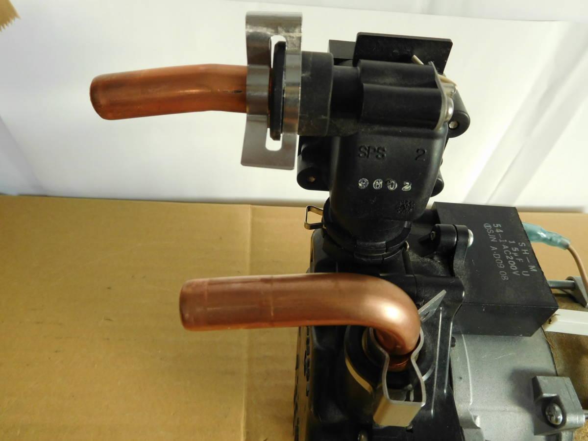 マグネットポンプ 自吸式 水槽ろ過装置 自作品等の吸水循環に 給湯器より。中古 格安出品 #86_画像6