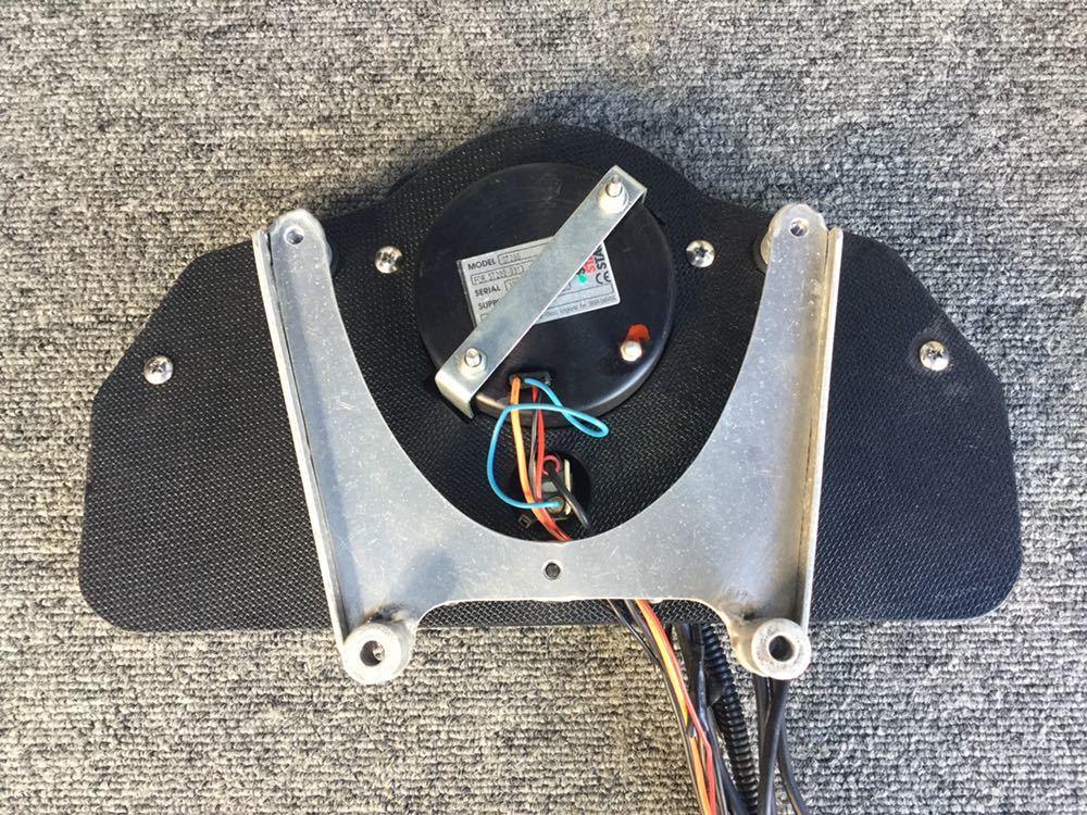 GPZ900Rに使用 スタックメーター他 SDアルティス製_画像3