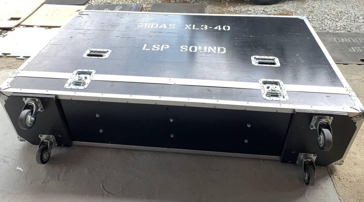 MIDAS マイダス XL3-40 40ch インプット 弊社レンタル機材クリアランス 中古セールス!!!_画像10